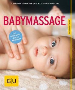 Babymassage von Dandekar,  Govin, Voormann,  Christina