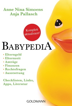 Babypedia von Pallasch,  Anja, Simoens,  Anne Nina