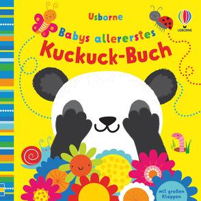 Babys allererstes Kuckuck-Buch von Baggott,  Stella, Watt,  Fiona