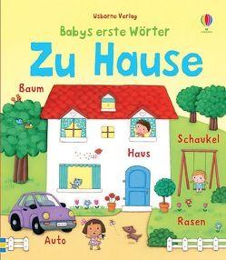 Babys erste Wörter: Zu Hause von Bonnet,  Rosalinde, Brooks,  Felicity