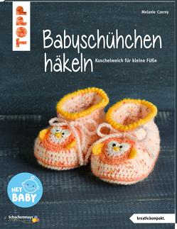 Babyschühchen häkeln (kreativ.kompakt.) von Czerny,  Melanie