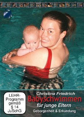Babyschwimmen von Friedrich,  Christina