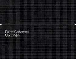 Bach-Kantaten von Bach,  Johann Sebastian, Gardiner,  John Eliot