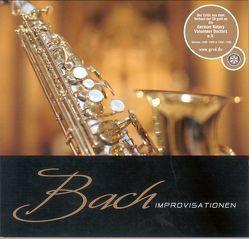 Bachimprovisationen von Friedrich,  Gero