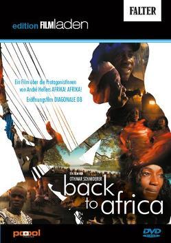 back to africa von Schmiderer,  Othmar