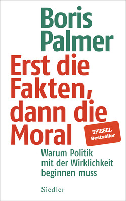 Back to Facts! von Palmer,  Boris