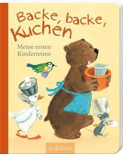 Backe, backe Kuchen von Weldin,  Frauke