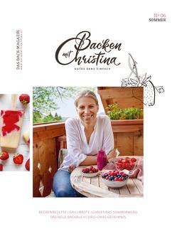 Backen mit Christina von Bauer,  Christina