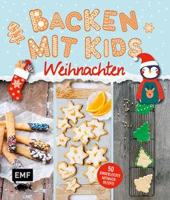 Backen mit Kids (Kindern) – Weihnachten von Verschiedene