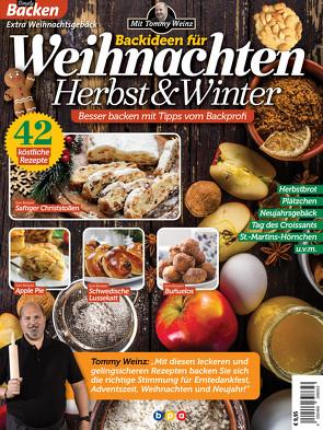 Backideen für Weihnachten Herbst & Winter von Weinz,  Tommy