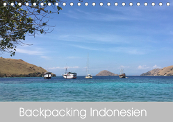 Backpacking Indonesien (Tischkalender 2020 DIN A5 quer) von Volpert,  Christine