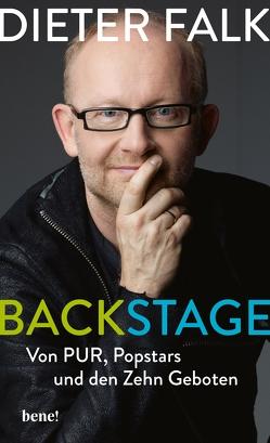 Backstage von Falk,  Dieter