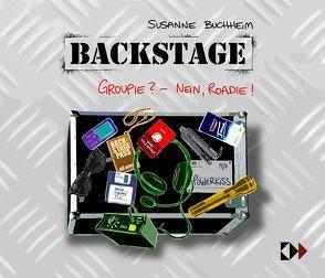 Backstage von Buchheim,  Susanne