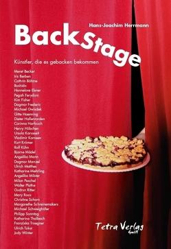 BackStage von Herrmann,  Hans-Joachim