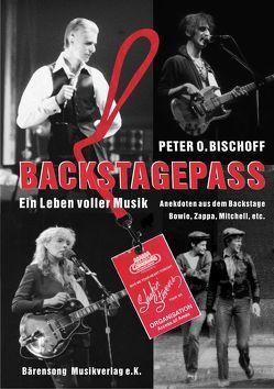 Backstagepass von Bischoff,  Peter, Diercks,  Inken, Kahl,  Ernst