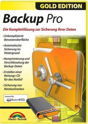 Backup PRO – Die Komplettlösung zur Sicherung Ihrer Daten