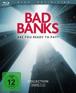 Bad Banks – Collection Staffel 1 & 2 (4 Blu-rays) von Schwochow,  Christian