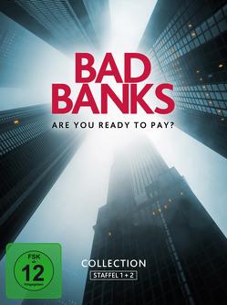Bad Banks – Collection Staffel 1 & 2 (4 DVDs) von Schwochow,  Christian