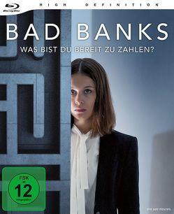 Bad Banks – Die komplette erste Staffel (2 Blu-rays) von Schwochow,  Christian