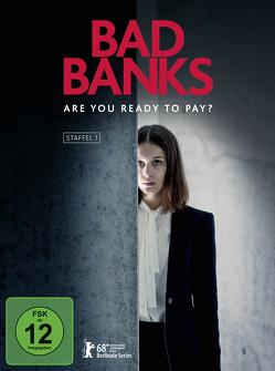 Bad Banks – Die komplette erste Staffel (2 DVDs) von Schwochow,  Christian
