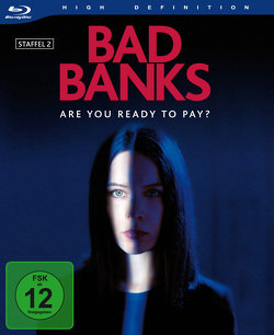 Bad Banks – Die komplette zweite Staffel (2 Blu-rays) von Zübert,  Christian