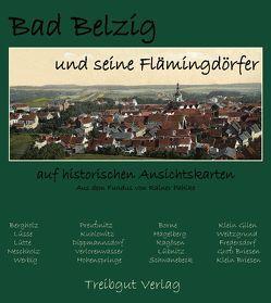 Bad Belzig und seine Flämingdörfer von Kästner,  Helga