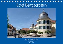 Bad Bergzabern – Ansichtssache (Tischkalender 2020 DIN A5 quer) von Bartruff,  Thomas