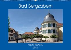 Bad Bergzabern – Ansichtssache (Wandkalender 2019 DIN A2 quer) von Bartruff,  Thomas