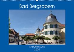 Bad Bergzabern – Ansichtssache (Wandkalender 2020 DIN A2 quer) von Bartruff,  Thomas