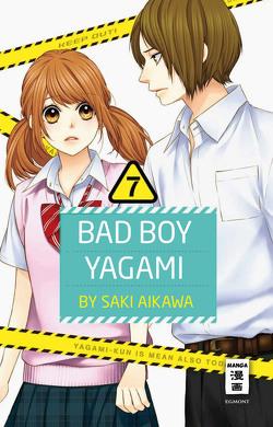 Bad Boy Yagami 07 von Aikawa,  Saki, Okada-Willmann,  Yayoi
