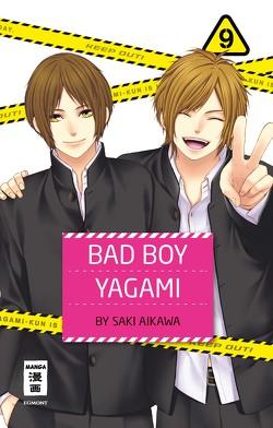 Bad Boy Yagami 09 von Aikawa,  Saki, Okada-Willmann,  Yayoi