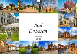 Bad Doberan Impressionen (Wandkalender 2021 DIN A3 quer) von Meutzner,  Dirk