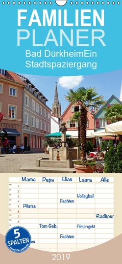 Bad Dürkheim Ein Stadtspaziergang – Familienplaner hoch (Wandkalender 2019 , 21 cm x 45 cm, hoch) von Andersen,  Ilona