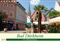 Bad Dürkheim Ein Stadtspaziergang (Tischkalender 2019 DIN A5 quer) von Andersen,  Ilona