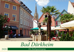 Bad Dürkheim Ein Stadtspaziergang (Wandkalender 2020 DIN A3 quer) von Andersen,  Ilona