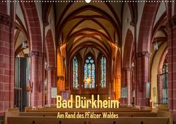 Bad Dürkheim – Am Rand des Pfälzer Waldes (Wandkalender 2020 DIN A2 quer) von Hess,  Erhard