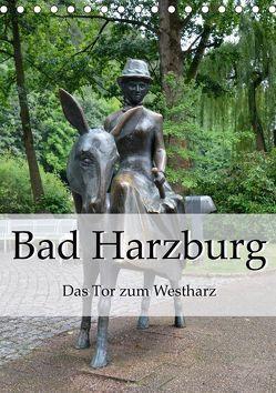 Bad Harzburg. Das Tor zum Westharz (Tischkalender 2019 DIN A5 hoch) von Styppa,  Robert