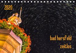 bad hersfeld zeitlos (Tischkalender 2020 DIN A5 quer) von Sennewald,  Steffen