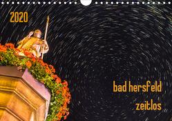bad hersfeld zeitlos (Wandkalender 2020 DIN A4 quer) von Sennewald,  Steffen
