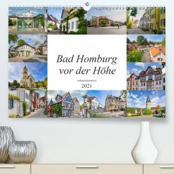 Bad Homburg vor der Höhe Impressionen (Premium, hochwertiger DIN A2 Wandkalender 2021, Kunstdruck in Hochglanz) von Meutzner,  Dirk