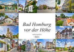 Bad Homburg vor der Höhe Impressionen (Wandkalender 2021 DIN A2 quer) von Meutzner,  Dirk