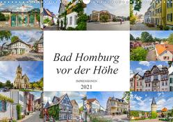 Bad Homburg vor der Höhe Impressionen (Wandkalender 2021 DIN A3 quer) von Meutzner,  Dirk