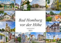 Bad Homburg vor der Höhe Impressionen (Wandkalender 2021 DIN A4 quer) von Meutzner,  Dirk