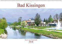 Bad Kissingen – Kurort und Rosenstadt (Wandkalender 2018 DIN A2 quer) von Robert,  Boris