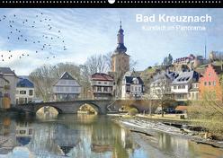 Bad Kreuznach – Kurstadt im Panorama (Wandkalender 2019 DIN A2 quer) von Sauer (www.raimondophoto.net),  Raimund