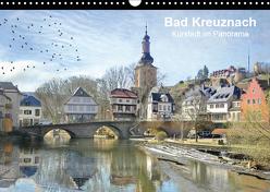 Bad Kreuznach – Kurstadt im Panorama (Wandkalender 2019 DIN A3 quer) von Sauer (www.raimondophoto.net),  Raimund