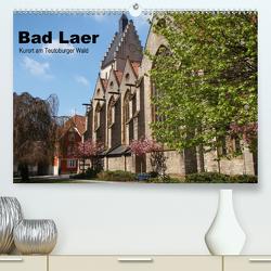 Bad Laer, Kurort am Teutoburger Wald (Premium, hochwertiger DIN A2 Wandkalender 2020, Kunstdruck in Hochglanz) von Peitz,  Martin
