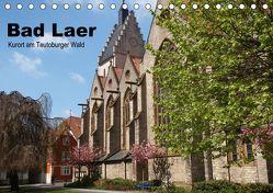 Bad Laer, Kurort am Teutoburger Wald (Tischkalender 2019 DIN A5 quer) von Peitz,  Martin