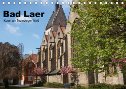 Bad Laer, Kurort am Teutoburger Wald (Tischkalender 2020 DIN A5 quer) von Peitz,  Martin