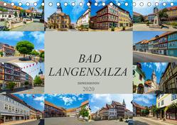 Bad Langensalza Impressionen (Tischkalender 2020 DIN A5 quer) von Meutzner,  Dirk